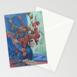 Still Life with Winter Cherry Stationery Cards