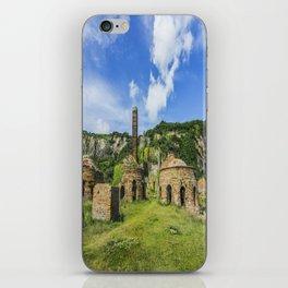 Porth Wen Brickworks iPhone Skin