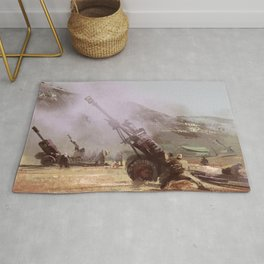 Artillery Rug
