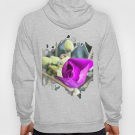 Floral Abstraction Hoody