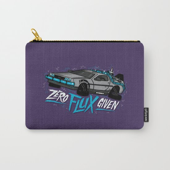 Zero Flux Given Carry-All Pouch