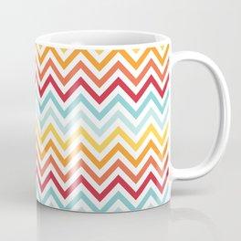 Rainbow Chevron #2 Coffee Mug