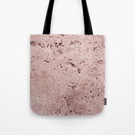 Millennial Pink Wall Tote Bag