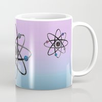 physics Mugs featuring Physics by IvaW