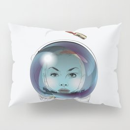time and space Pillow Sham