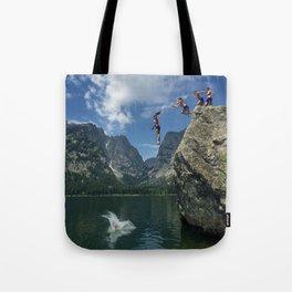 Phelps Lake Tote Bag