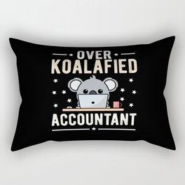 Koala Bear Koala Bear Baby Koalas Bamboo Rectangular Pillow
