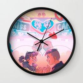 Reheehee Ringer mY rRUTT Wall Clock