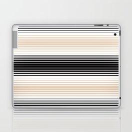 Deconstructed Serape in Tan Laptop & iPad Skin