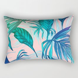 Pink in Paradise Rectangular Pillow