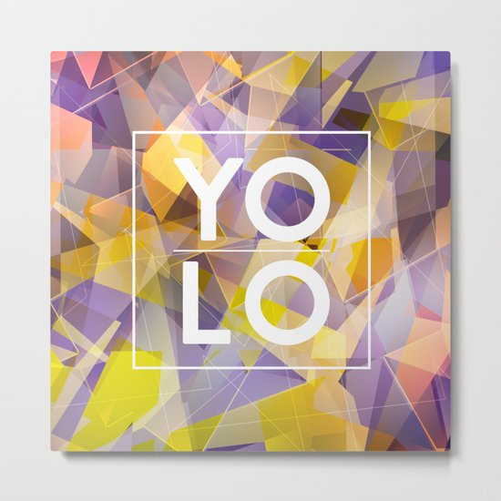 Dreams of YOLO Vol.1 Metal Print