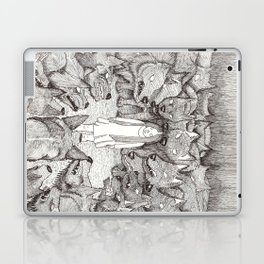 """""""I will not let her see me like this."""" Laptop & iPad Skin"""