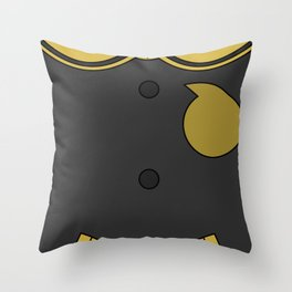 Soul Eater Evans Jacket Throw Pillow