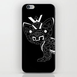 Cougar from the earth ecopop iPhone Skin