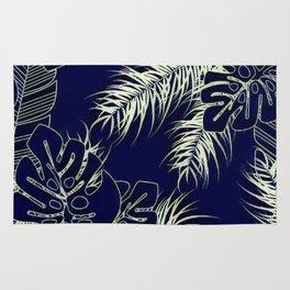 Tropical Blues Rug