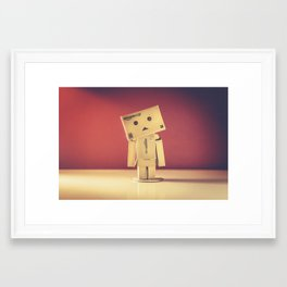 Revoltech Danboard (amazon.jp) Framed Art Print