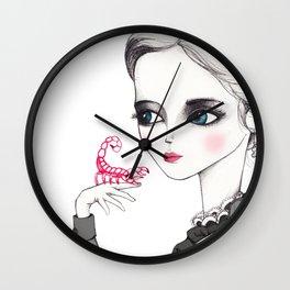 Penny Dreadful Wall Clock