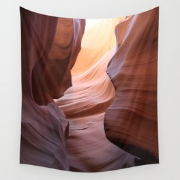 Amazing Antelope Canyon Wall Tapestry