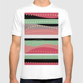 WAVING COLORS T-shirt