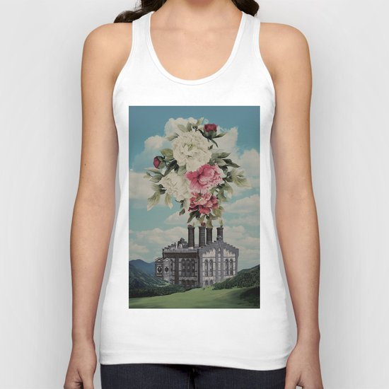 The Factory of Love Unisex Tank Top