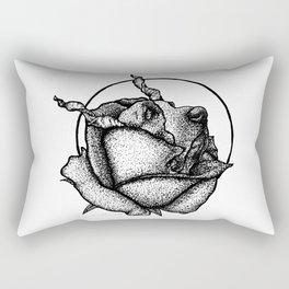 The Hound of Markhor Rectangular Pillow