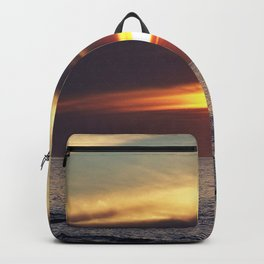 Serenity and the Sea Backpack
