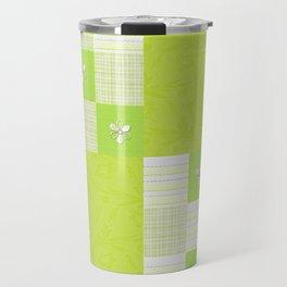 green beauty  Travel Mug