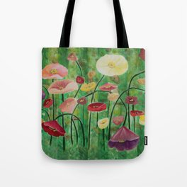 Poppies for Mother Tote Bag