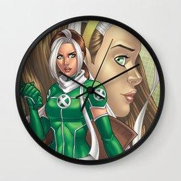 Rogue Pillow Wall Clock