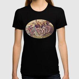 Beach Cruisers T-shirt