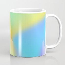 pastel shades of rainbow Coffee Mug