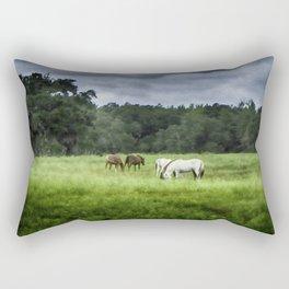 Grazing Rectangular Pillow
