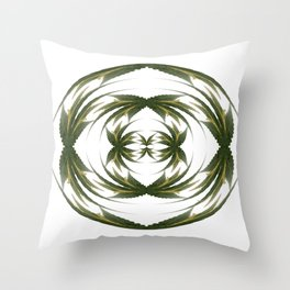 Leaves of Love.... Throw Pillow