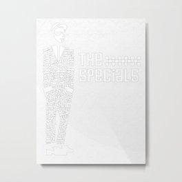 The Specials Metal Print