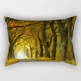 Forest Avenue Rectangular Pillow