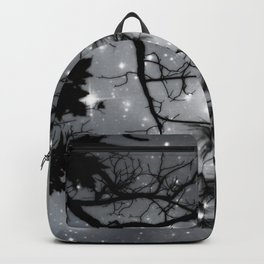 Starry Night Sky Backpack