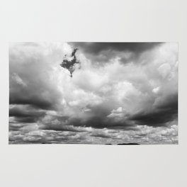 Grey Sky Rug