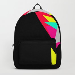 Colour Shards 02 Backpack