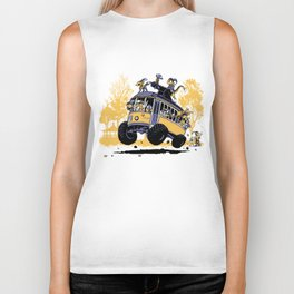A Streetcar Made Undesirable Biker Tank
