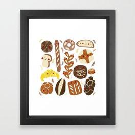You've got great buns Framed Art Print