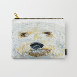 Labradoodle Maggie Carry-All Pouch