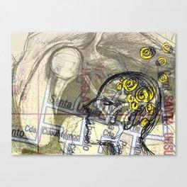 Res Ursula III Canvas Print
