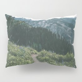 Happy Trails III Pillow Sham