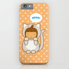 Meow Slim Case iPhone 6s