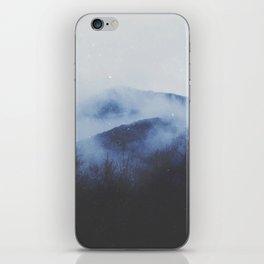 F O G G Y iPhone Skin