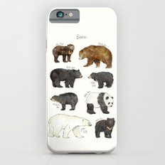 Bears Slim Case iPhone 6