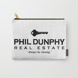 phil dunphy real estate Carry-All Pouch