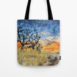 Boise Foothills no. 1 Tote Bag