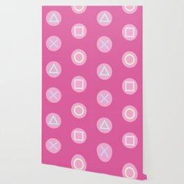 Pink Gamer Girl Wallpaper