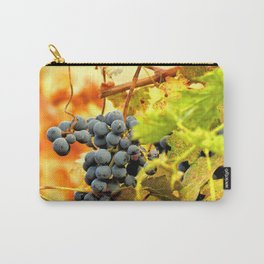 Grape Vines in Autumn Carry-All Pouch